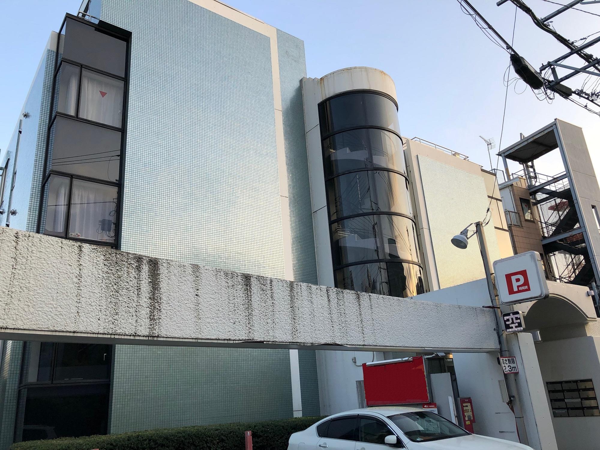 東急東横線学芸大駅一棟売りRCマンションの概要