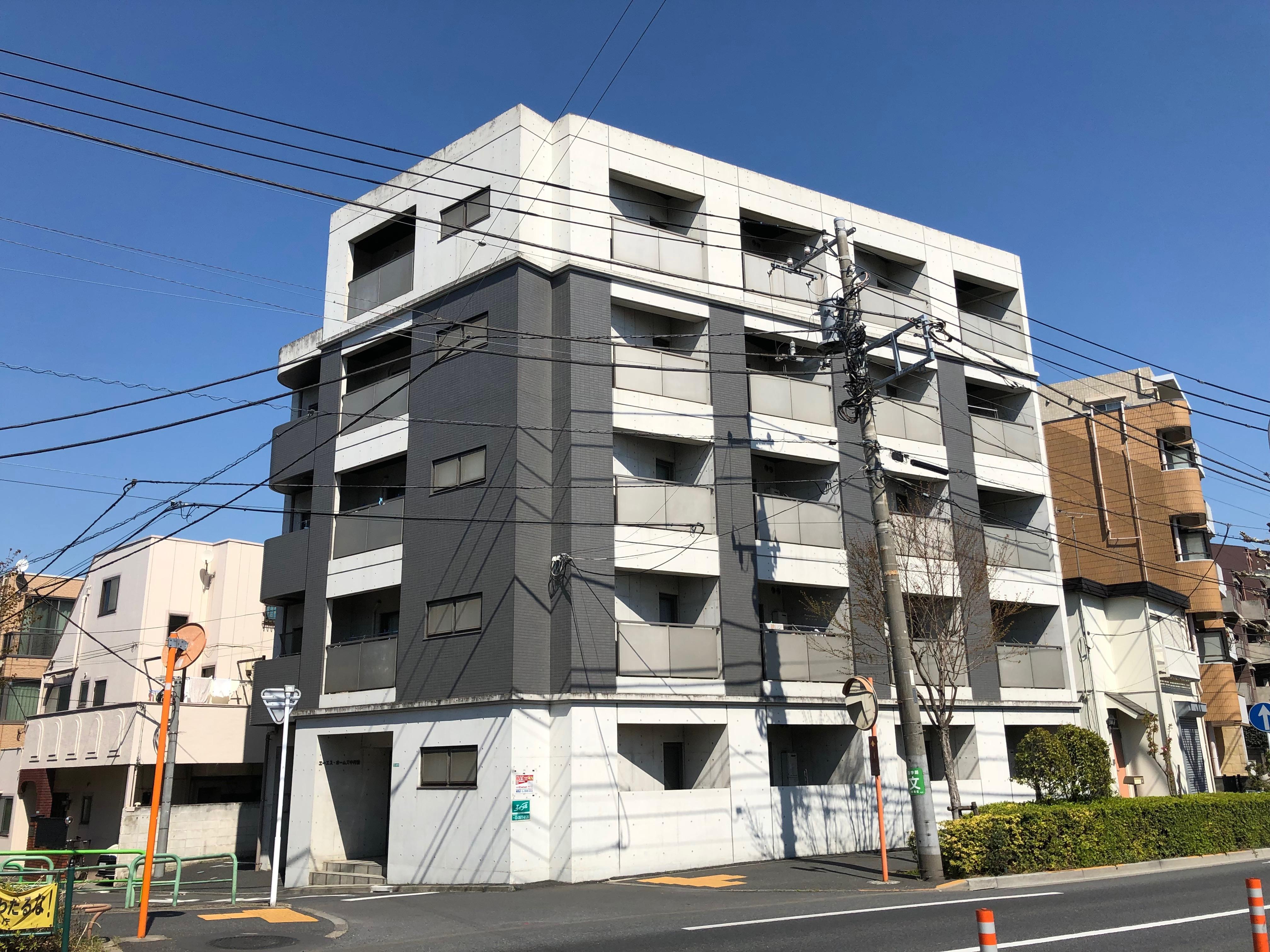 練馬区中村橋の一棟売りマンション(未公開)